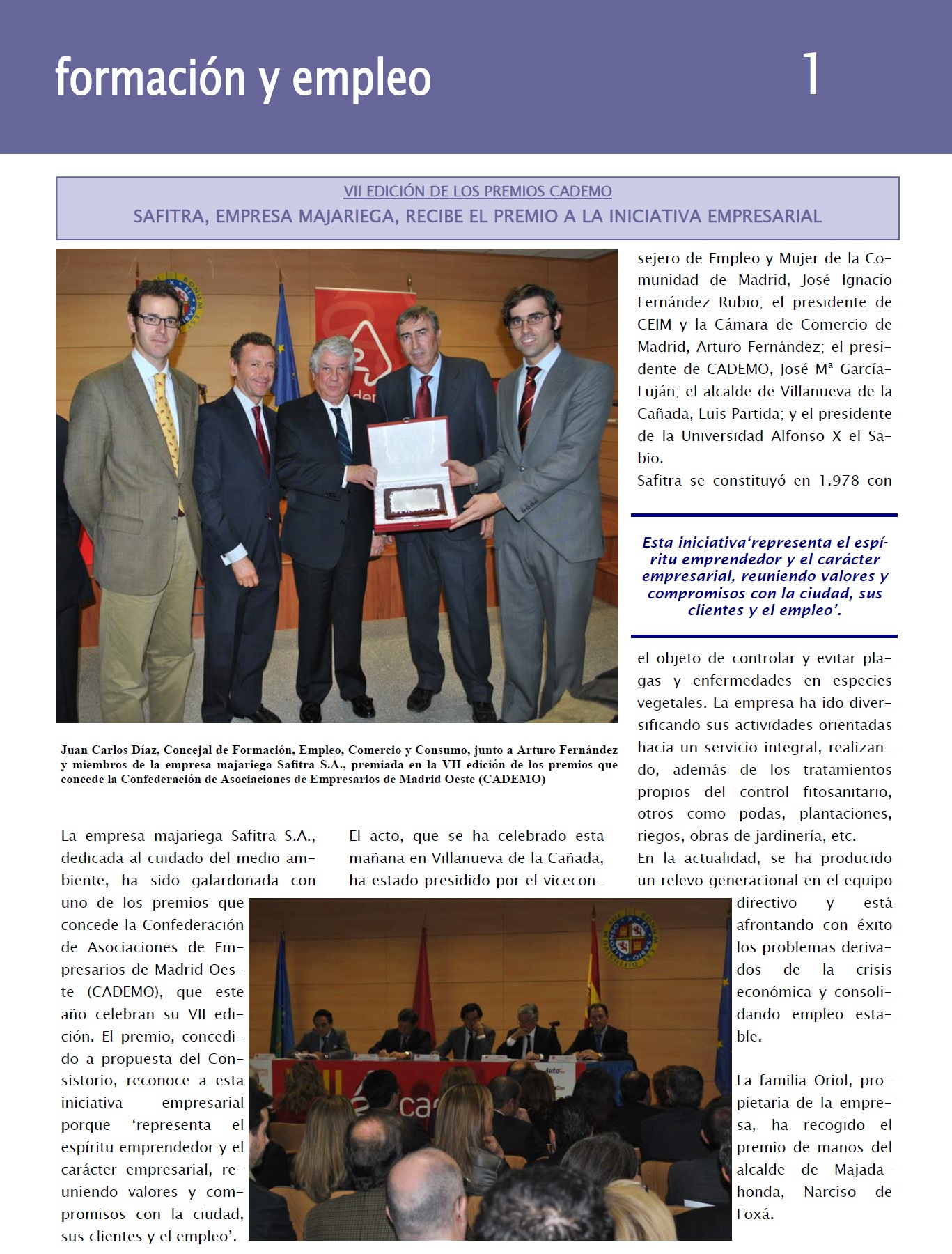 Premio Cademo